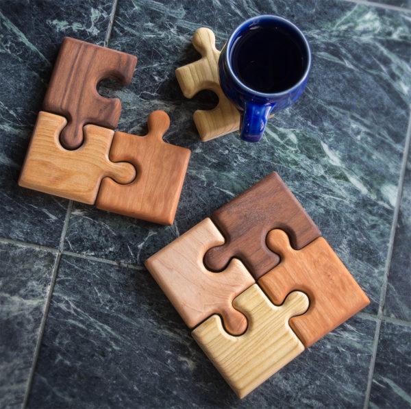 Puzzle Trivet