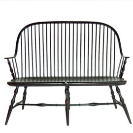 Continuous Arm Windsor Bench