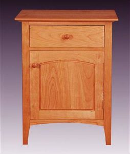 One Drawer/One Door End Cabinet