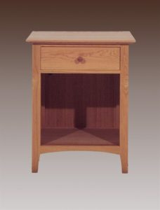 One Drawer End Cabinet