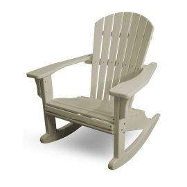 Seashell Rocking Chair