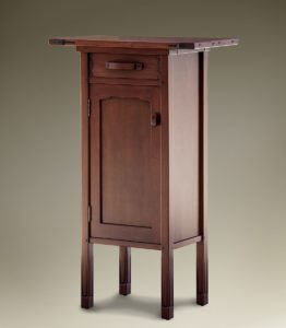 California Arts & Crafts Cabinet