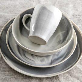 Marble Stratus Dinnerware