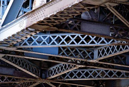 Bridging the Chicago River