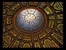 Chicago Cultural Center Dome