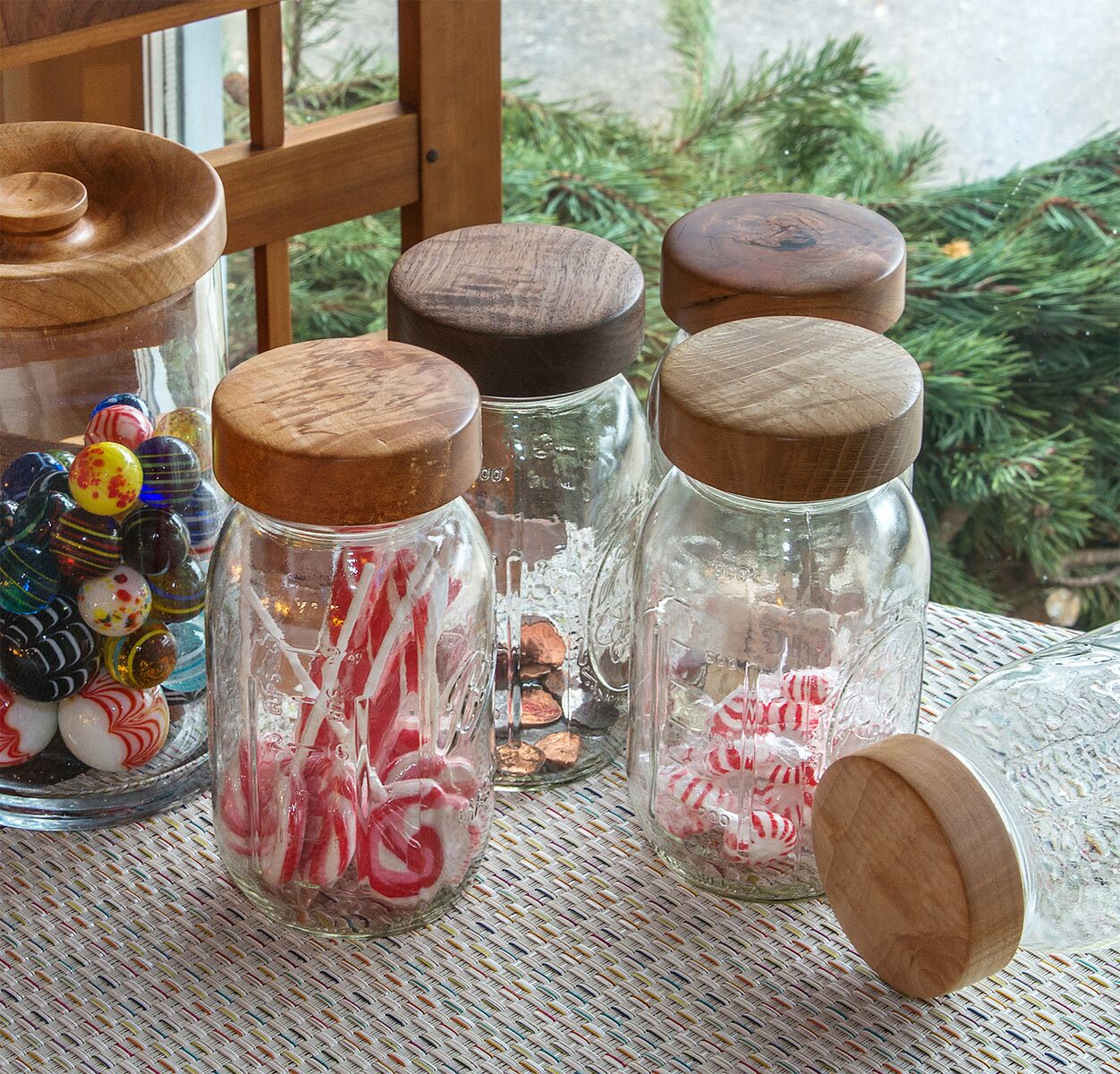 Keepsake Jars