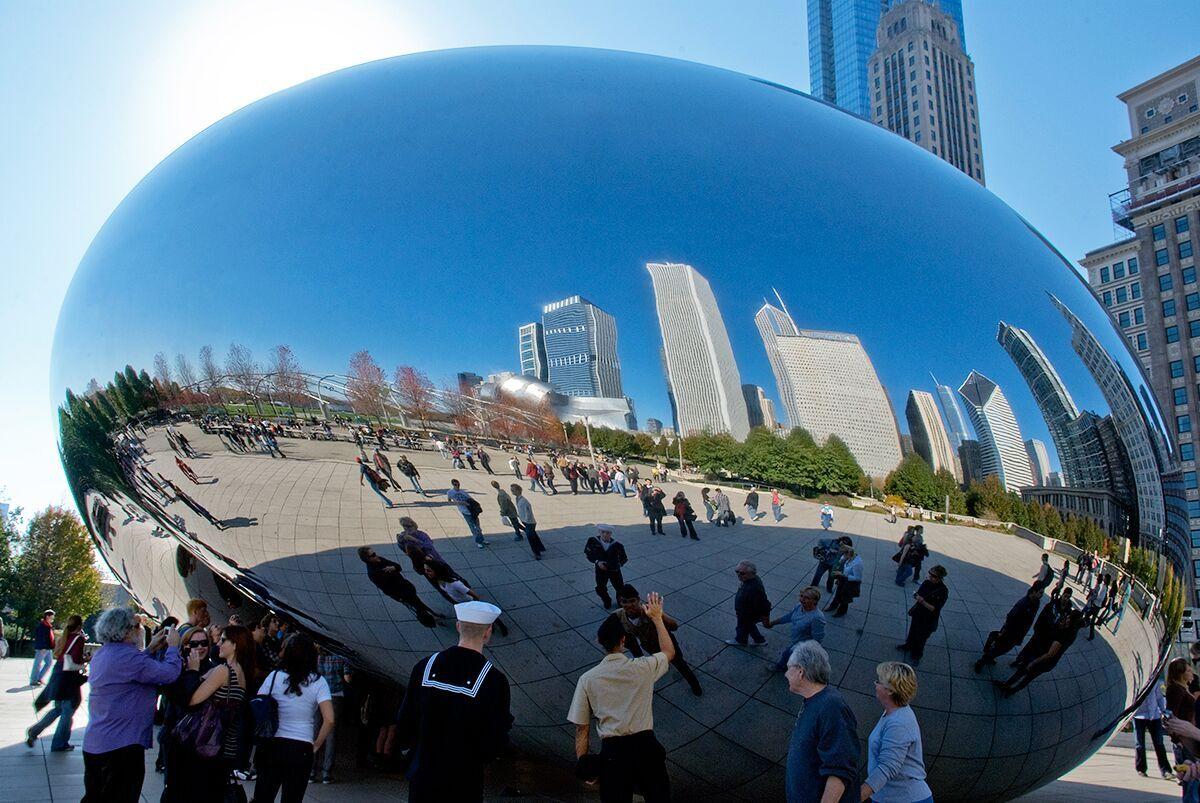 The Soldier Cloud Gate