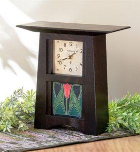 4x4 Tile Clock