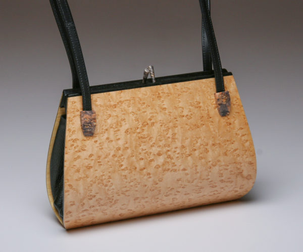 Calliandra Birdseye Maple Handbag