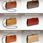 Cassia Wood Handbag Options