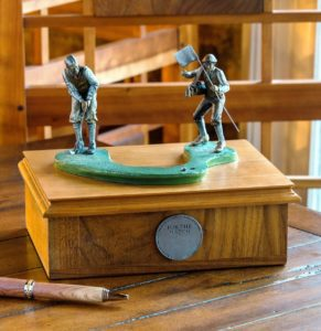 For the Match Mini Sculpture