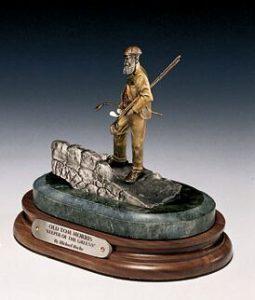 Old Tom Harris Mini Sculpture