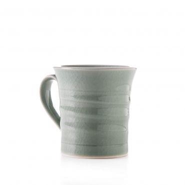 Belmont Celadon Mug