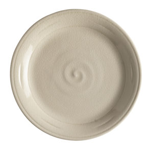 Belmont Ivory Dinner Plate