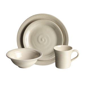 Belmont Place Setting w Cereal Bowl