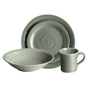 Belmont Place Setting w Pasta Bowl