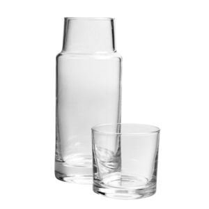 Ascutney Carafe & Glass Set