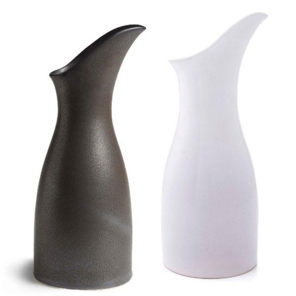 Barre Pottery Pitchers - Slate and Alabaster