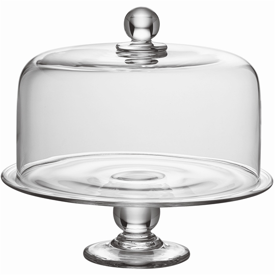 Hartland Dome and Cakeplate Set