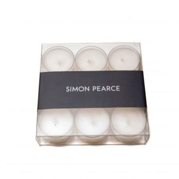 Simon Pearce 9 Piece Tealight Set