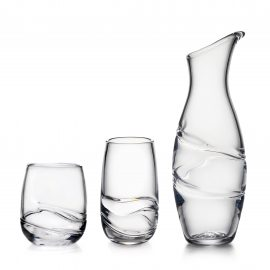 Simon-Pearce-Waterbury_Tumblers-carafe-Collection