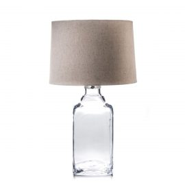 Woodbury Lamp with Barrel Shade