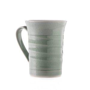 Belmont Celadon Latte Mug