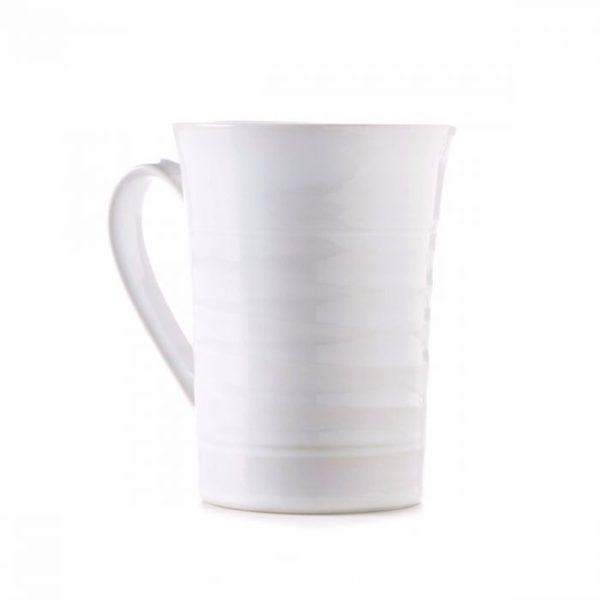 Belmont Dove Latte Mug