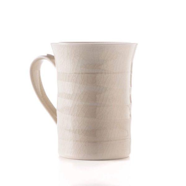 Belmont Ivory Latte Mug