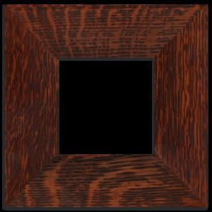 4x4 Single Oak Park Frame - Oak