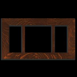 4x8 & 8x8 Oak Park Frame - Oak