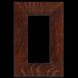 4x8 Single Oak Park Frame - Oak