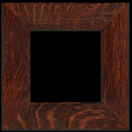 6x6 Single Oak Park Frame - Oak