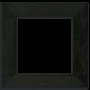 8x8 Oak Park Frame - Ebony