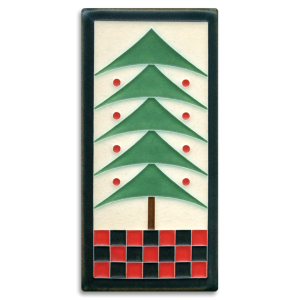 Dard Hunter Tree Tile