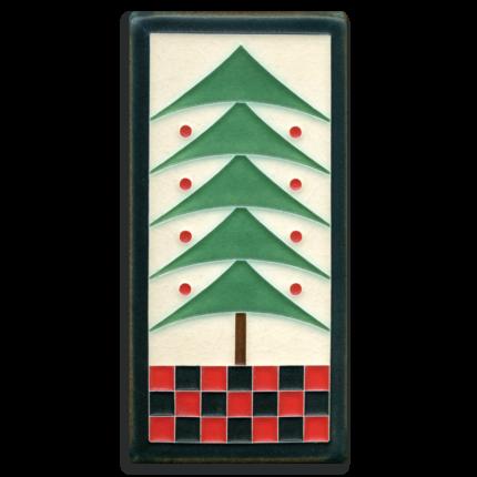Dard Hunter Tree Tile