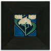 Freesia in Ebony Frame