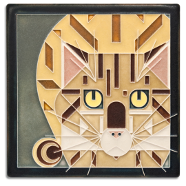 Golden Catnip Tile