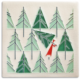 Perfect Tree Tile
