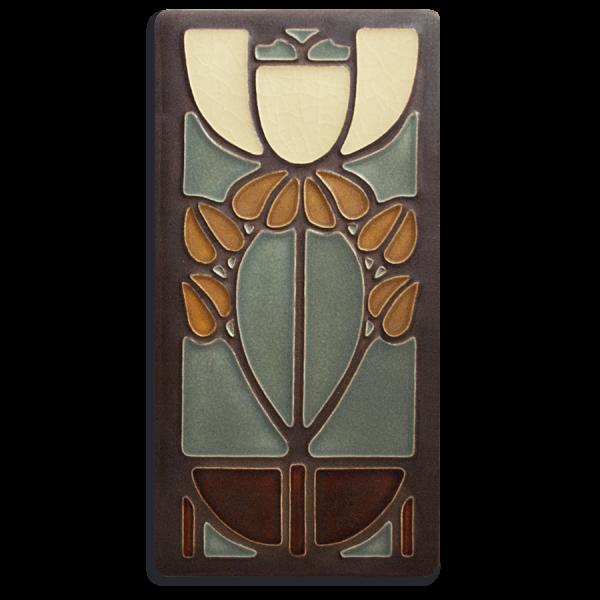 Stone Bell Flower Tile