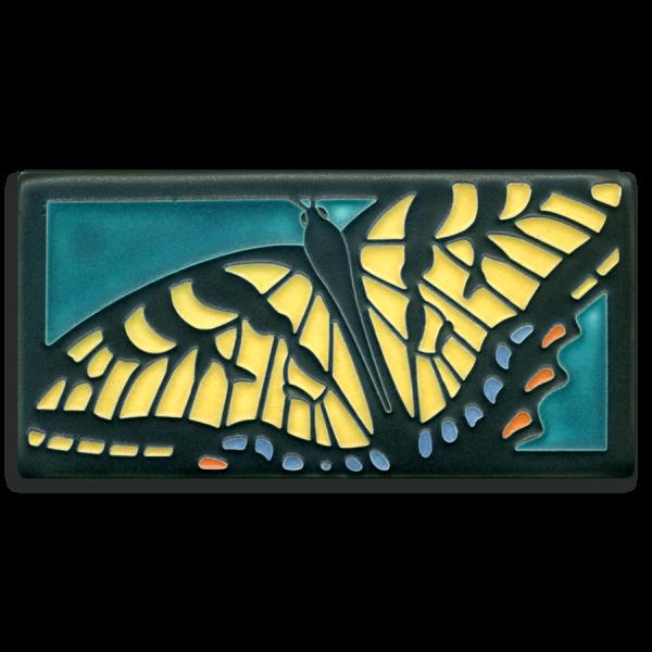 Swallowtail Butterfly Tile