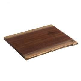 Black Walnut Double Live Edge Cutting Board
