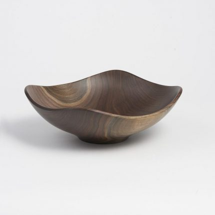 Black Walnut Echo Bowl
