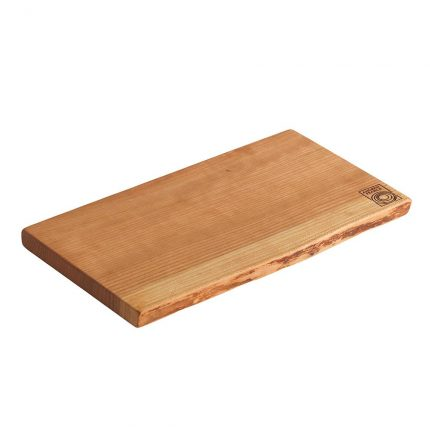 Cherry Single Live Edge Cutting Board