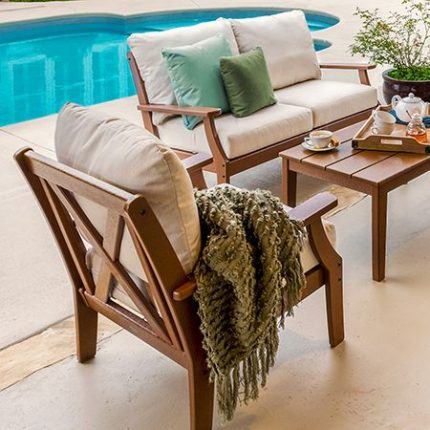 Polywood Braxton Deep Seating Collection