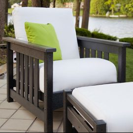 Polywood Mission Deep Seating Collection