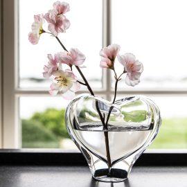 Simon Pearce Romance Vase