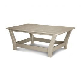 Harbour Slat Coffee Table in Sand