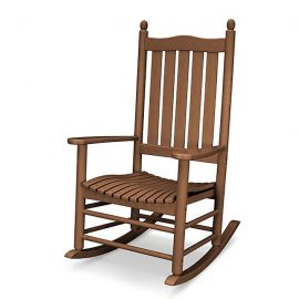 McGavin Rocking Chair in Teak