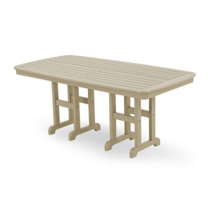 "Nautical 37 x 72"" Dining Table"